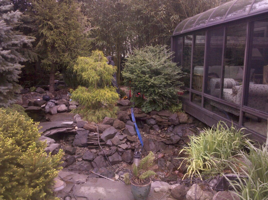 Pond cleaning Atlantic | Oase Professional Contractor - Art Of The Yard (Denver Colorado CO)
